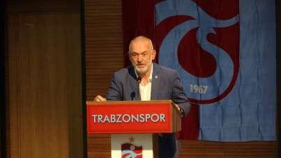 Trabzonspor camiası hakem hataları için bir araya geldi
