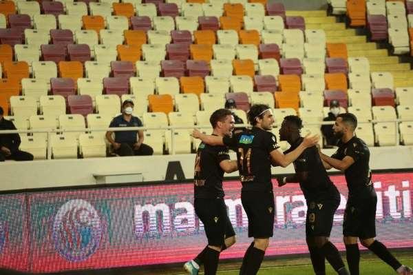 Yeni Malatyaspor haftalar sonra 3 puan aldı
