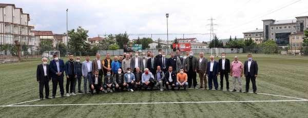 Amatör spor kulüpleri için 51 milyon TLlik yatırım