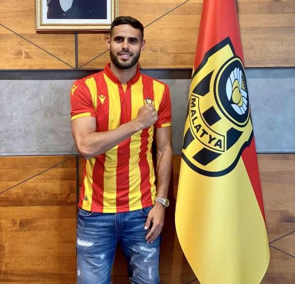Yeni Malatyaspor, Rayane Aabidi transfer etti