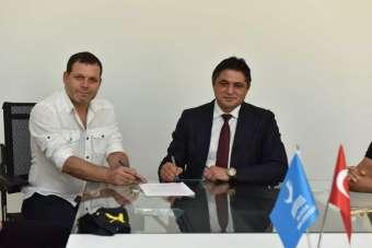 Aliağaspor FK'da teknik direktör Hakan Şapçı oldu