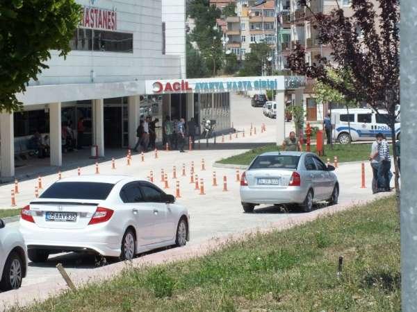 Amasya'da silahlı saldırı: 1 ölü