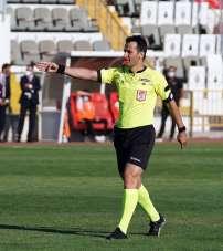 Antalyaspor - Galatasaray maçını Suat Arslanboğa yönetecek