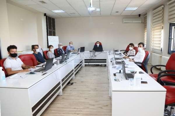 ERÜ, 'Study in Turkey' Online Üniversite Tercih Fuarına Katıldı