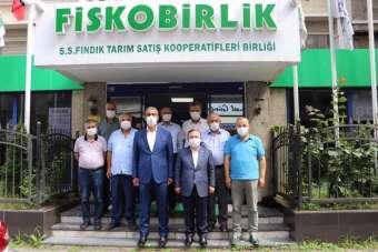 Fiskobirlik'in 2020 yılı ciro hedefi 500 milyon lira