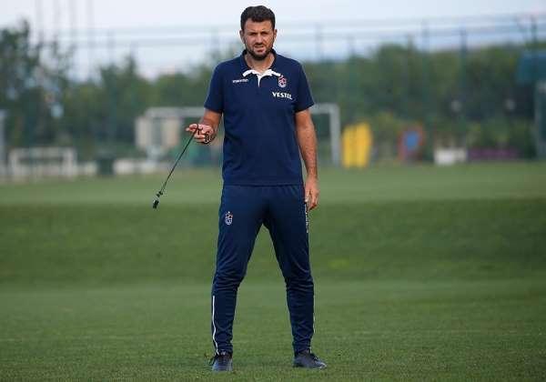 Hüseyin Çimşir, 'Her zaman Trabzonspor'un Bir ferdi bir neferi olmaya devam edec