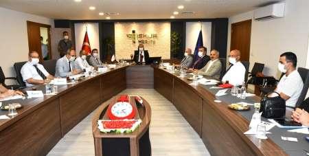 Mersin İstihdam ve Mesleki Eğitim Kurulu, Vali Su başkanlığında toplandı