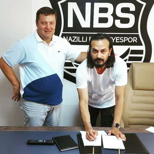 Nazilli Belediyespor Kaptan Özden'le devam ediyor