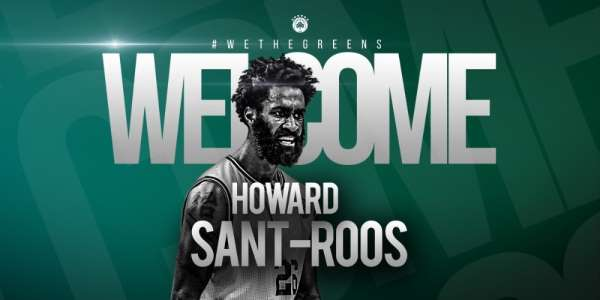 Panathinaikos, Howard Sant-Roos'u transfer etti