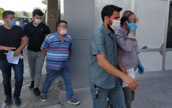 Samsun'da tarihi eser operasyonu: Çok sayıda gözaltı