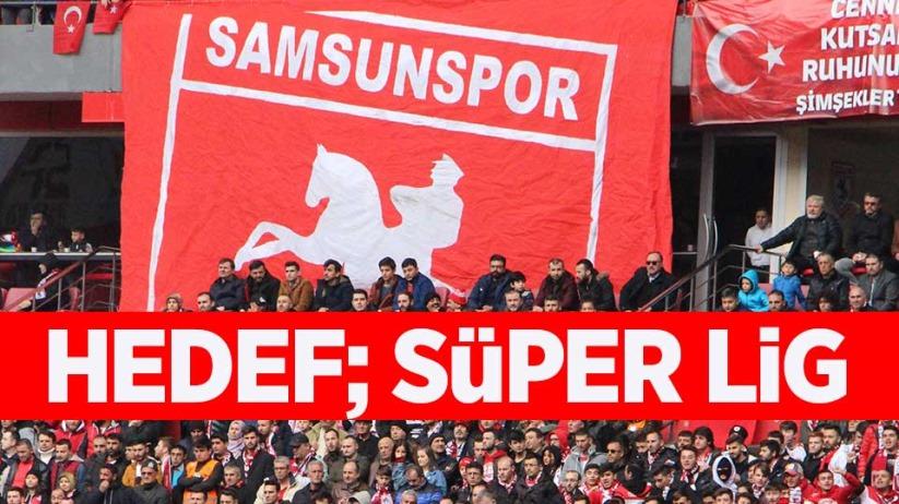 Mustafa Aztopal: Hedefimiz Süper Lig