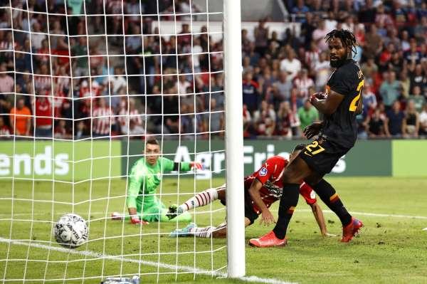 UEFA Şampiyonlar Ligi: PSV: 2 - Galatasaray: 1
