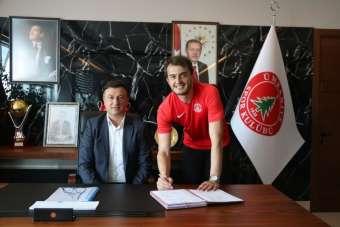 Ümraniyespor, Batuhan Artarslan'ı transfer etti