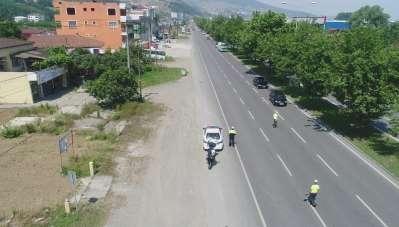 Samsun'da ölümlü kazalar yüzde 38,5 azaldı
