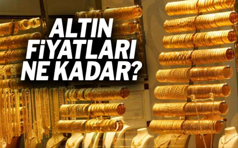 Samsun'da altın ne kadar? 21 Ekim Pazartesi altın fiyatları