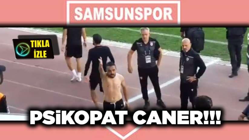 Samsunspor'da Caner Arıcı sitem etti!