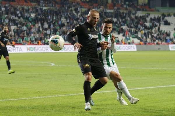 Süper Lig: Konyaspor: 0 - Yeni Malatyaspor: 2 Maç sonucu