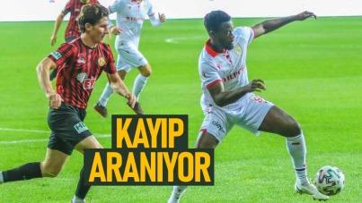 Samsunspor'da Kayıp Aranıyor