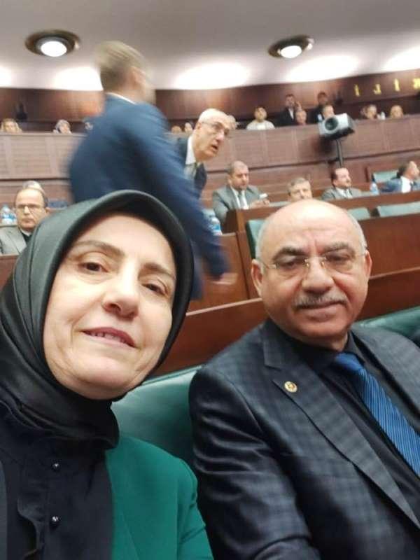 Amasya Milletvekili Karahocagil koronaya yakalandı