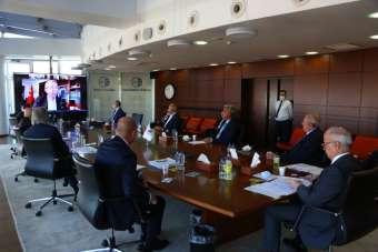 ASO Başkanı Özdebir: 'SGK ve diğer kamu borçlarının yapılandırılmasının mutlaka