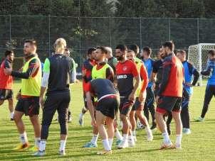 Gaziantep FK Konyaspor maçı hazırlıklarını sürdürüyor