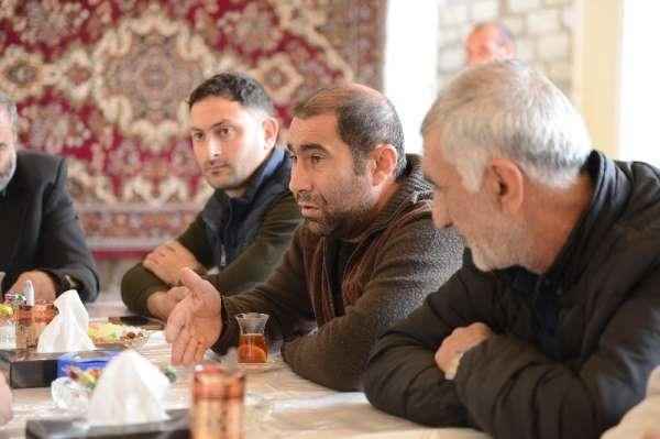 Gence'deki saldırıya uykuda yakalan Askerov: 'Yaşananları rüya sandım'