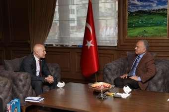 Gürcistan Başkonsolos Japaridze: 'Türkiye'nin başarılarını takip ediyoruz'