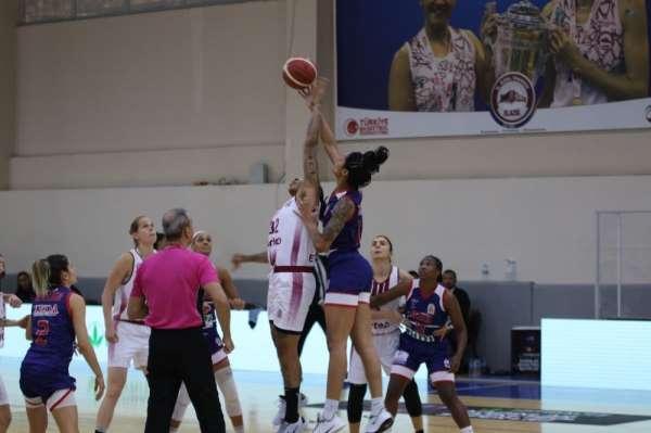 Kadınlar Basketbol Süper Ligi: B. Elazığ İl Özel İdare: 68 - Büyükşehir Belediye