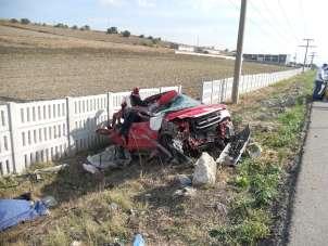 (özel) 97 yaşında kazada öldü