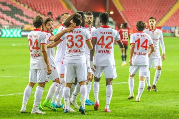 Samsunsporda 25 farklı futbolcu forma şansı buldu