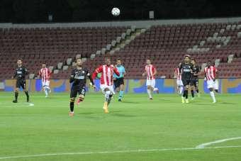 TFF 1. Lig: Balıkesirspor: 0 - Boluspor: 0 (İlk yarı sonucu)