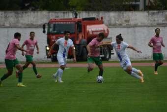 Ziraat Türkiye Kupası: Isparta 32 Spor: 0 - Kestelspor: 1