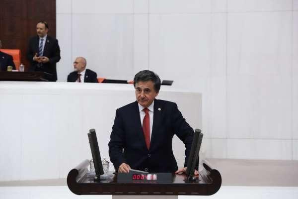 AK Parti'li Güneş: 'Hedefimiz yıllık 5 milyon TL'ye yükselmektir'
