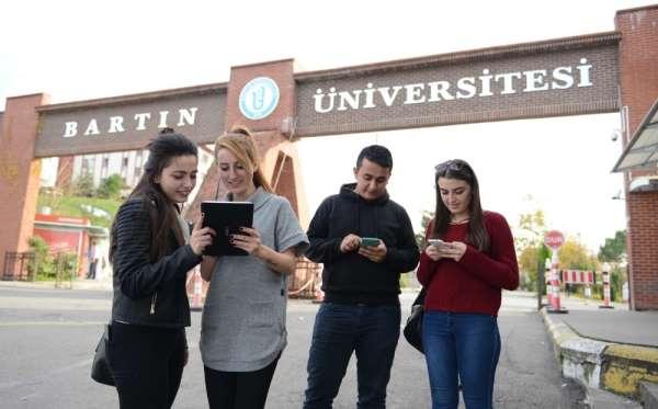 Bartın Üniversitesinin tüm yerleşkelerinde internet hızı arttı