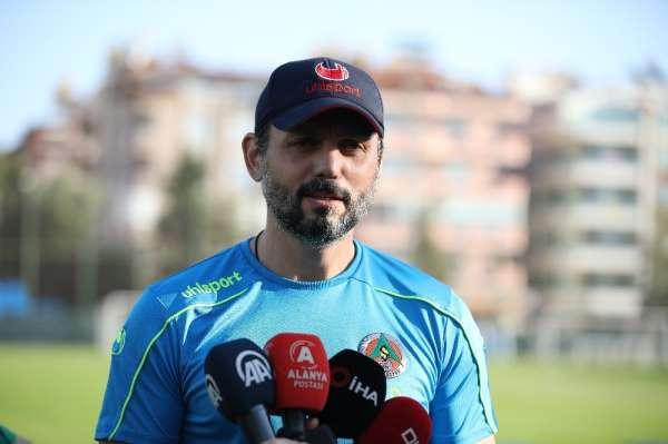 Erol Bulut: 'Hedefimiz Göztepe maçından 3 puan almak'