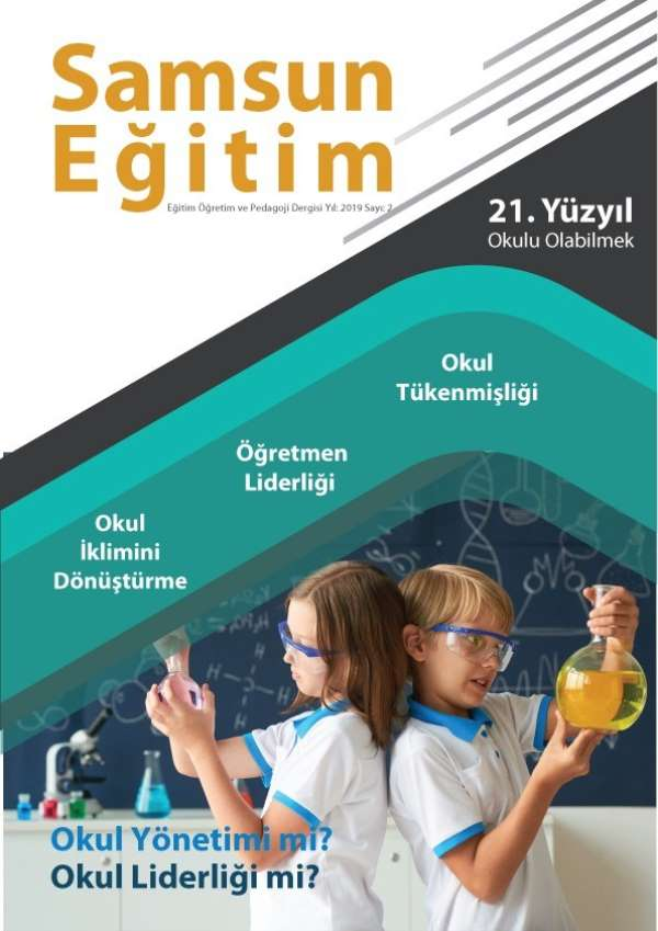 Samsun Eğitim dergisi 2 sayısı çıktı