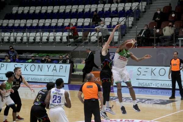 ING Basketbol Süper Ligi: Lokman Hekim Fethiye Belediye: 75 - Aliağa Petkimspor: