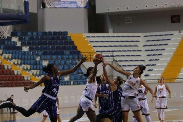 Kadınlar Basketbol Süper Ligi: Çukurova Basketbol: 86 - Hatay Büyükşehir Belediy