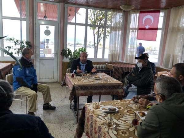 Kayak Federasyonu Başkanı Ali Oto: 'Al Disiplini yarışlarının bir etabı Davraz'd