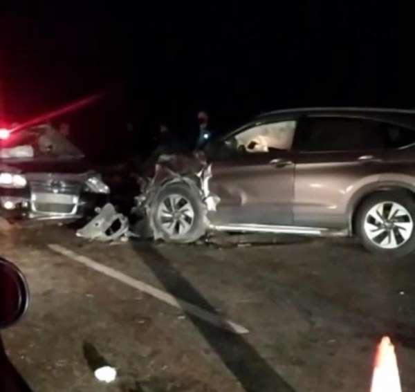 Kısıtlamaya dakikalar kala feci kaza: 2 ölü, 2 yaralı