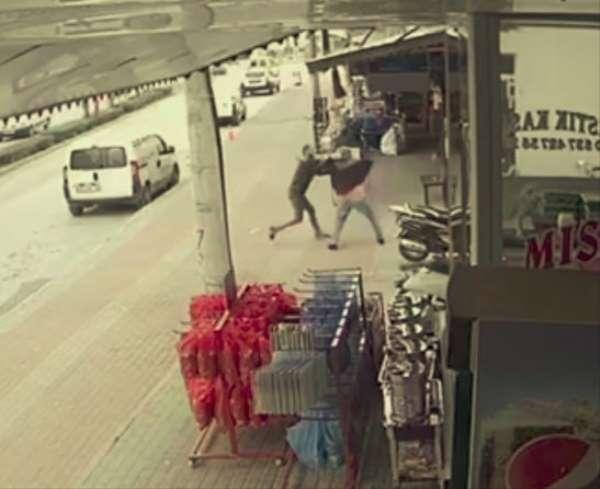 (Özel) 'Personelin geç geliyor' şikayeti tekme tokat kavgaya döndü