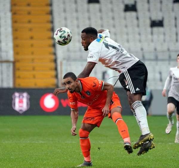 Süper Lig: Beşiktaş: 3 - Medipol Başakşehir: 2 (Maç sonucu)