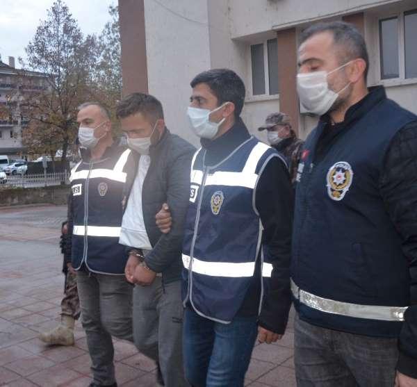 Yaşlı kadını 600 TL parası ve 1 çuval fındık için öldürmüşler