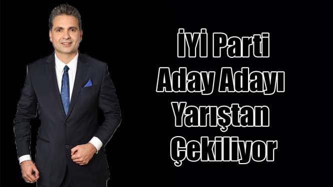 İYİ Parti Adayı'ndan Erhan Usta'ya destek
