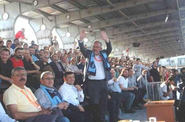 Belediye Kütahyaspor Kulübü Başkanı Özel'den destek çağrısı