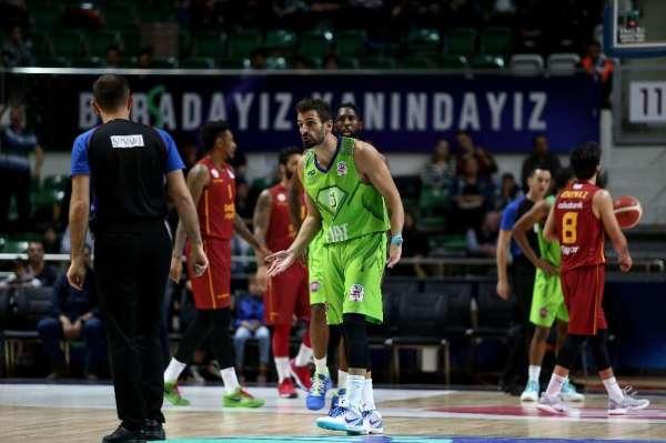 ING Basketbol Süper Ligi: Tofaş: 112 - Galatasaray Doğa Sigorta: 93