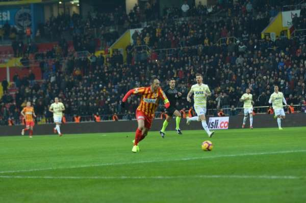 Kayserispor ile Fenerbahçe 47. kez karşı karşıya gelecek