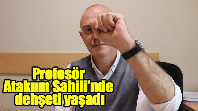 Samsun'da profesörü köpek ısırdı, ameliyatları aksadı