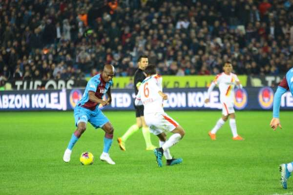 Süper Lig: Trabszonspor: 0 - Göztepe: 1 (Maç sonucu)