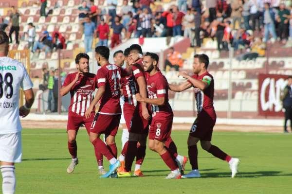 TFF 1. Lig: Hatayspor: 3 - Altay: 2